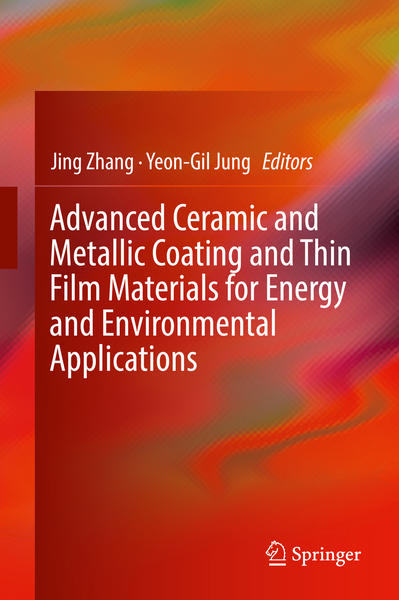 Advanced Ceramic and Metallic Coating and Thin Film Materials for Energy and Environmental Applications | Dodax.ch