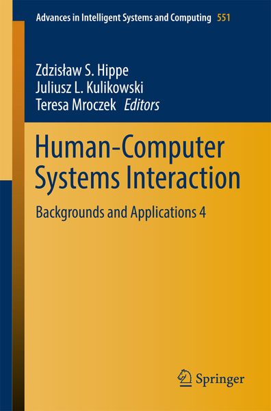 Human-Computer Systems Interaction | Dodax.ch