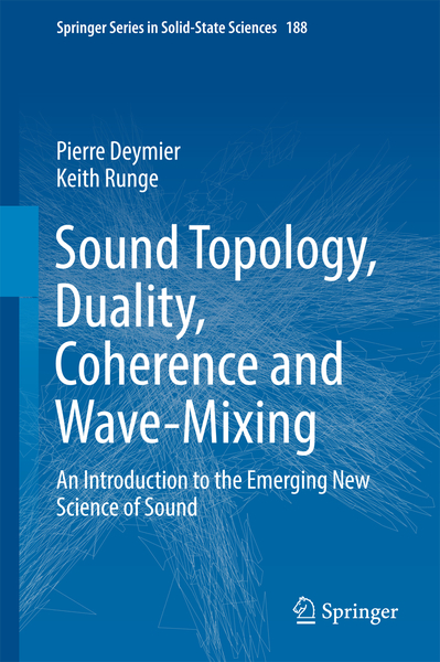 Sound Topology, Duality, Coherence and Wave-Mixing | Dodax.nl