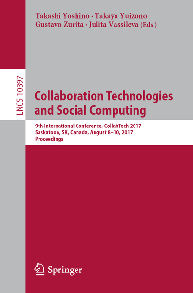 Collaboration Technologies and Social Computing | Dodax.ch