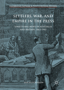 Settlers, War, and Empire in the Press | Dodax.nl