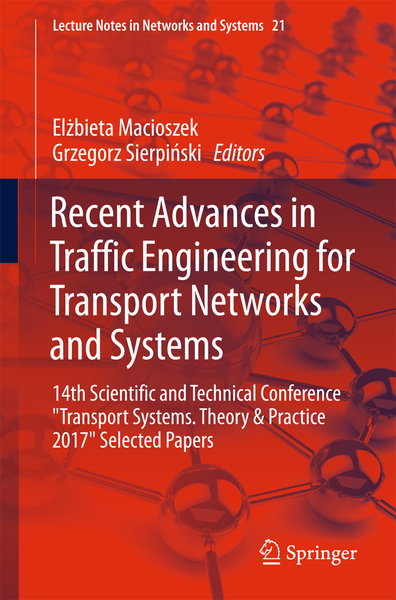 Recent Advances in Traffic Engineering for Transport Networks and Systems   Dodax.nl