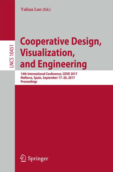 Cooperative Design, Visualization, and Engineering | Dodax.ch