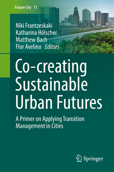 Co-creating Sustainable Urban Futures | Dodax.nl