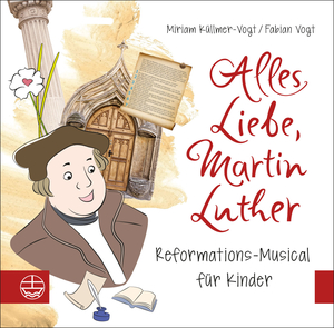 Alles Liebe, Martin Luther, Audio-CD | Dodax.at