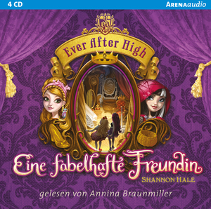 Ever After High - Eine fabelhafte Freundin, 1 Audio-CD | Dodax.at