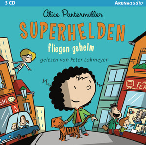 Superhelden fliegen geheim, 3 Audio-CDs | Dodax.at