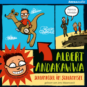 Albert Andakawwa - Schlamassel im Schlammsee, Audio-CD | Dodax.at