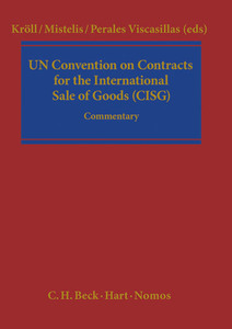 UN-Convention on Contracts for the International Sale of Goods (CISG) | Dodax.ch
