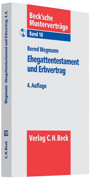 Ehegattentestament und Erbvertrag, m. CD-ROM | Dodax.at