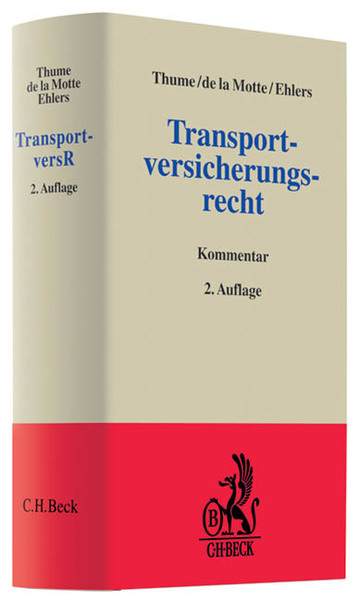 Transportversicherungsrecht, Kommentar | Dodax.at