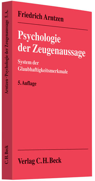 Psychologie der Zeugenaussage | Dodax.at