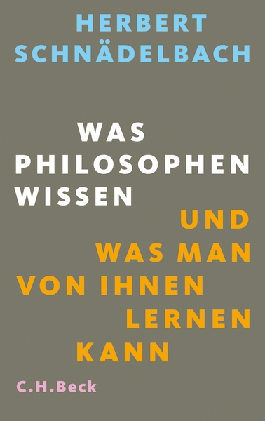 Was Philosophen wissen | Dodax.at