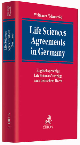 Life Sciences Agreements in Germany, m. CD-ROM | Dodax.de
