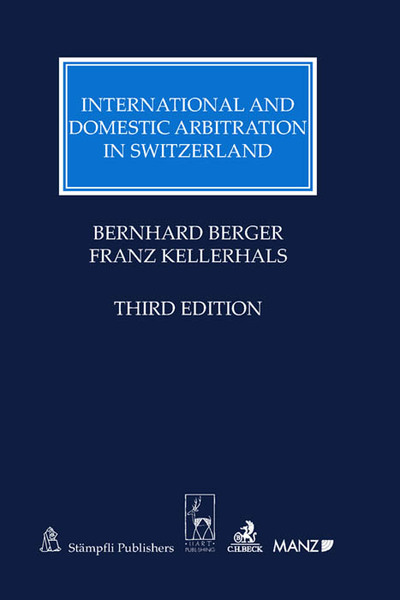 International and Domestic Arbitration in Switzerland | Dodax.de