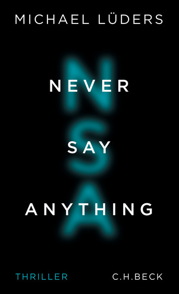 Never Say Anything | Dodax.ch