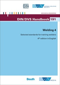 Selected standards for training welders | Dodax.de