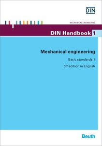 Mechanical engineering, Basic standards. Vol.1 | Dodax.de