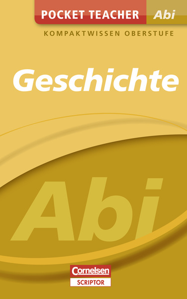 Pocket Teacher Abi Geschichte | Dodax.at