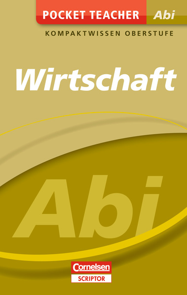 Pocket Teacher Abi Wirtschaft | Dodax.at