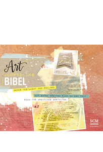 NLB Art Journaling Bibel Neues Testament und Psalmen | Dodax.at