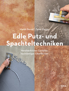 Edle Putz- und Spachteltechniken | Dodax.at