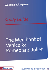 William Shakespeare 'The Merchant of Venice' & 'Romeo and Juliet', Study Guide | Dodax.ch