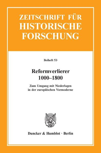 Reformverlierer 1000-1800 | Dodax.at