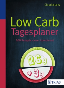 Low Carb Tagesplaner | Dodax.nl
