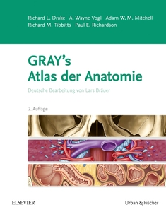 Gray's Atlas der Anatomie | Dodax.at