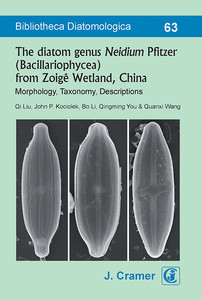 The diatom genus Neidium Pfitzer (Bacillariophyceae) from Zoige Wetland, China | Dodax.de