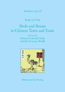 Birds and Beasts in Chinese Texts and Trade | Dodax.ch