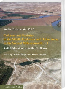 Cultures and Societies in the Middle Euphrates and Habur Areas in the Second Millennium BC | Dodax.de