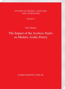 The Impact of the Arabian Nights on Modern Arabic Poetry | Dodax.at