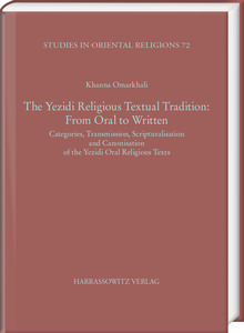 The Yezidi Religious Textual Tradition: From Oral to Written, m. 1 CD-ROM | Dodax.ch