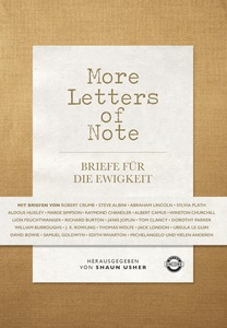 More Letters of Note | Dodax.ch