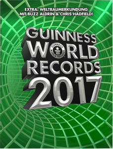 Guinness World Records 2017 | Dodax.de