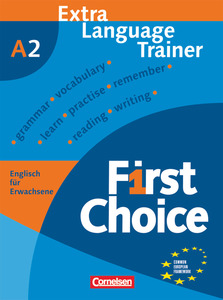 First Choice / A2 - Extra Language Trainer | Dodax.pl