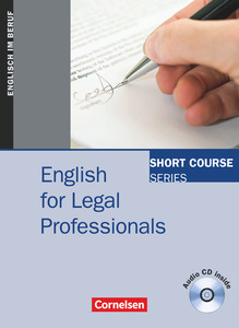 Short Course Series - English for Special Purposes / B1/B2 - English for Legal Professionals | Dodax.pl