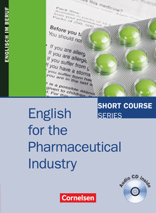 Short Course Series - English for Special Purposes / B1/B2 - English for the Pharmaceutical Industry | Dodax.nl