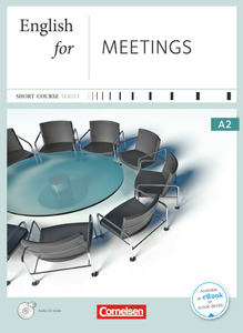 Short Course Series - Business Skills / A2 - English for Meetings   Dodax.es