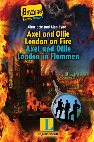 Axel and Ollie: London on Fire - Axel und Ollie: London in Flammen   Dodax.ch