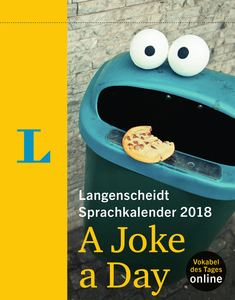 Langenscheidt Sprachkalender 2018 A Joke a Day | Dodax.at