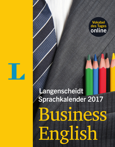 Langenscheidt Sprachkalender 2017 Business English | Dodax.ch