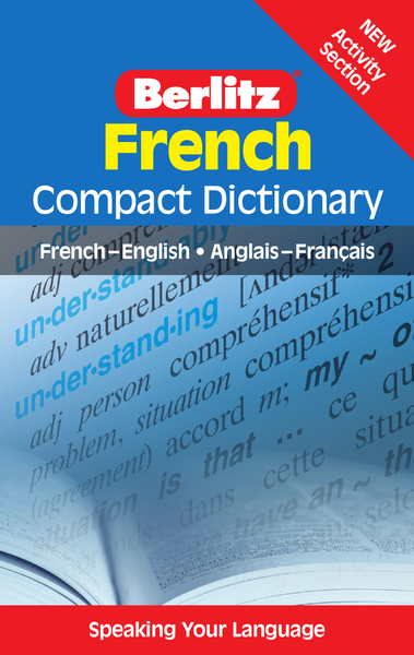 Berlitz Compact Dictionary French | Dodax.ch