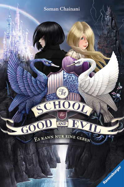 The School for Good and Evil, Band 1: Es kann nur eine geben | Dodax.nl