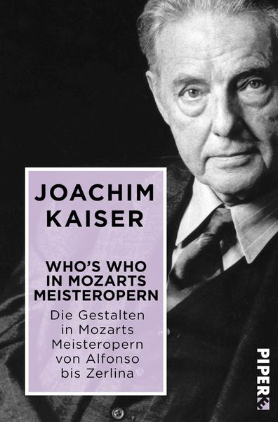 Who's who in Mozarts Meisteropern | Dodax.at