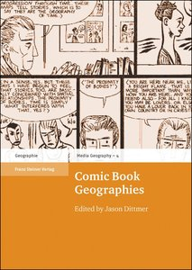 Comic Book Geographies | Dodax.at