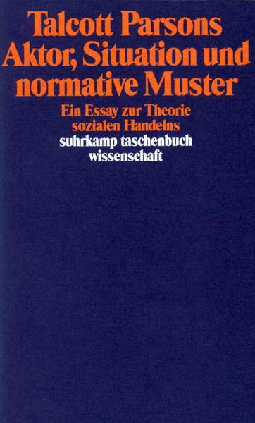 Aktor, Situation und normative Muster | Dodax.at
