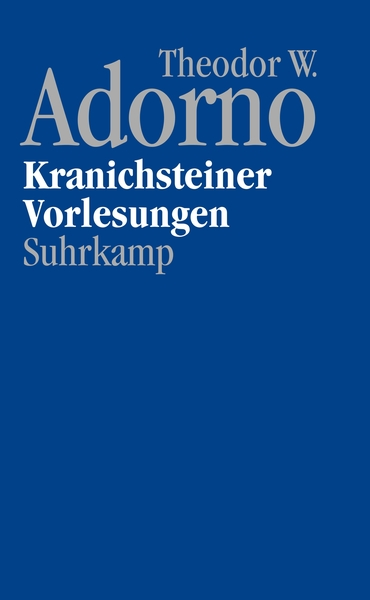 Kranichsteiner Vorlesungen, m. DVD-Audio | Dodax.at